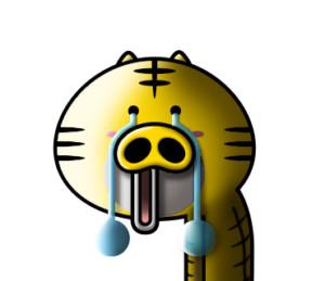 泣くブタイガー